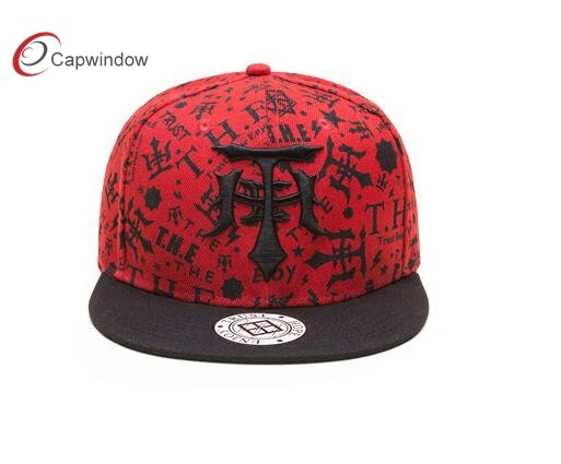 e33ed4472d958 China Custom Snapback Cap Hat with 3D Embroidery - China Snapback ...