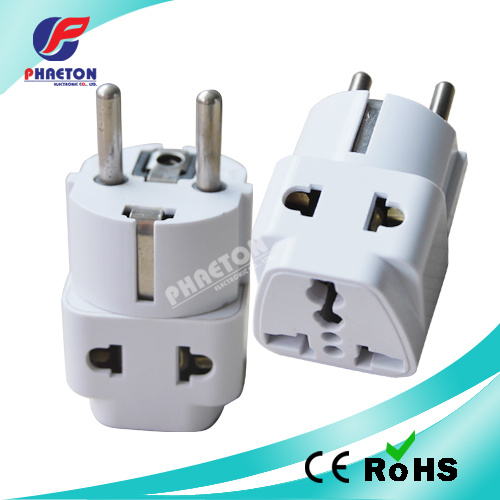 10A 250V European Power AC DC Travel Universal Adapter Plug pictures & photos