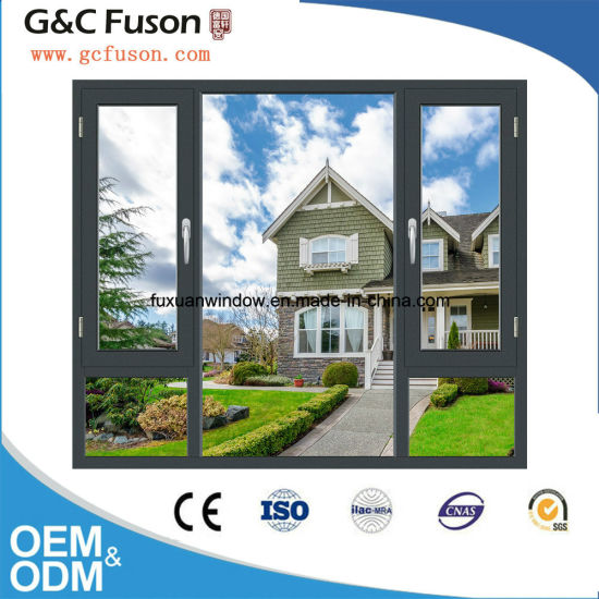 Double Awning Window Aluminium Windows For Sale