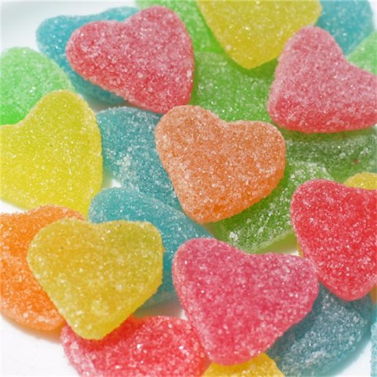 China Without Sugar Coated 2g Pectin Calcium D Gummy Bears