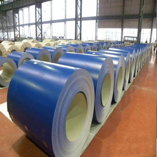 3003 3004 3105 Galvanized Color Coated Aluminium Coil Sheet