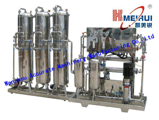 Reverse Osmosis Water Treatment Equipment (WTRO-3)