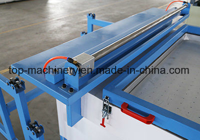 Vacuum Film Laminator with Double Working Table for Woodworking pictures & photos