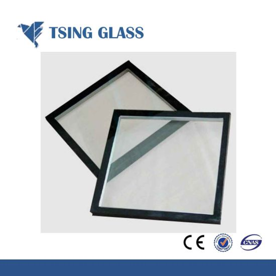 Low-E Coated Energy Saving Insulated Glass for Building pictures & photos