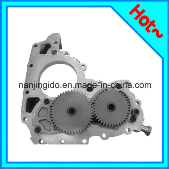 Car Parts Auto Oil Pump for FIAT Ducato 504389092