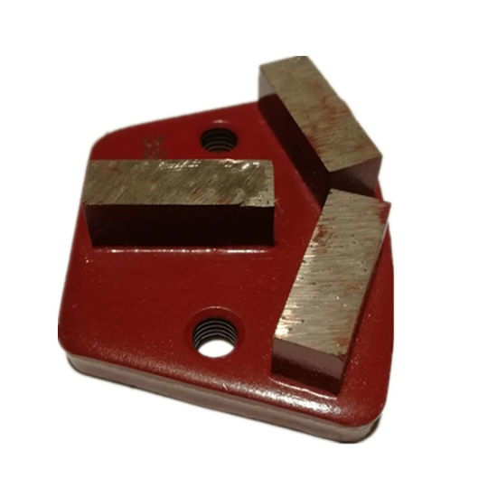 100# Metal Bond Diamond Grinding Plate/ Grinding Tool for Concrete Floor