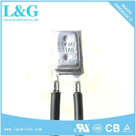 Electric Welding Machine 115c Normally Closed Temperature Control Fuse pictures & photos