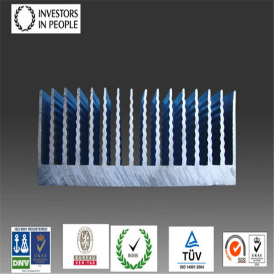 China Leader Supplier of Aluminum/Aluminium Extrusion Profiles for LED pictures & photos