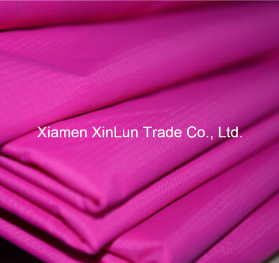 High Quality Taffeta Nylon Fabric for Canvas/Sportswear/Tent/Bag pictures & photos