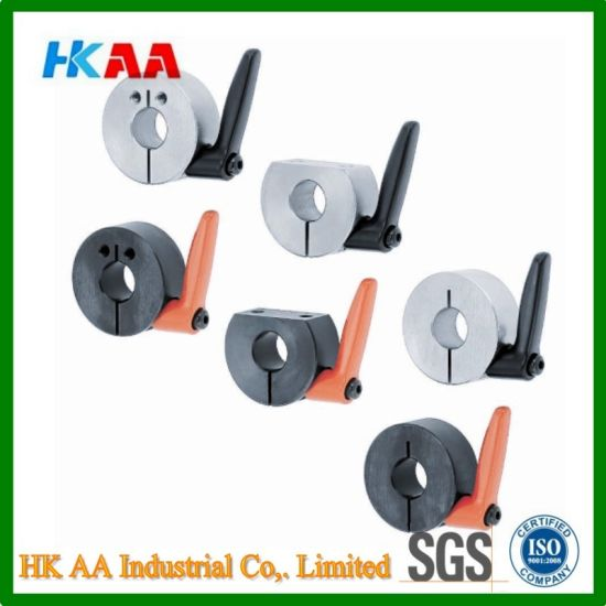 Custom Design Innovative Shaft Collars with Clamp Levers
