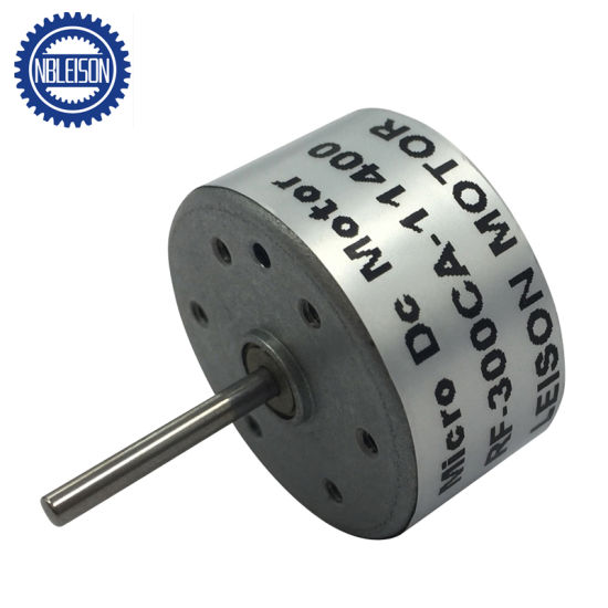 RF-300 3000rpm Small Electric 3 Volt DC Motor for USB Fan