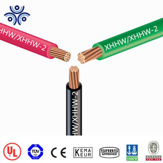 China Underground Service Entrance Cable Rhh Rhw or Use Aluminum ...