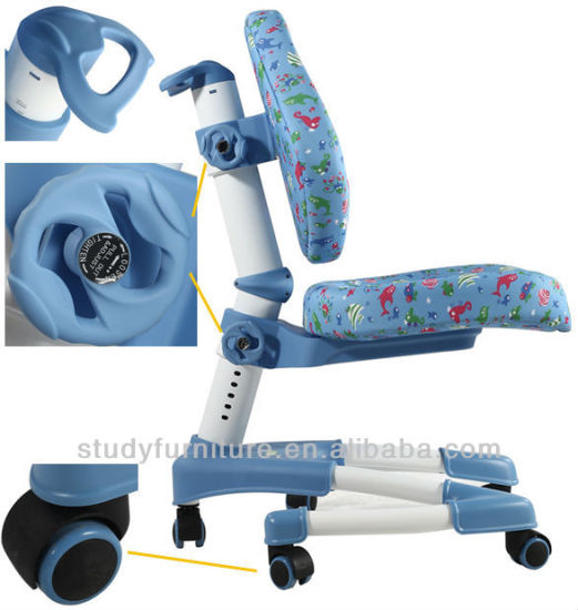 Rotary and Adjustable Children Bedroom Furniture Baby Chair Price pictures & photos