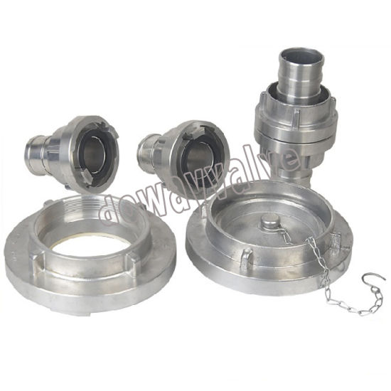 Manufacturer High Quality Aluminum Storz Coupling for Hose Connector