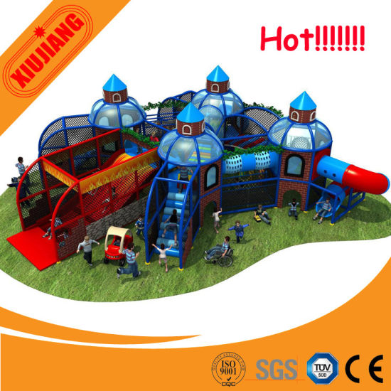 China Factory Price Kids Indoor Playground Equipment for Home Use ...