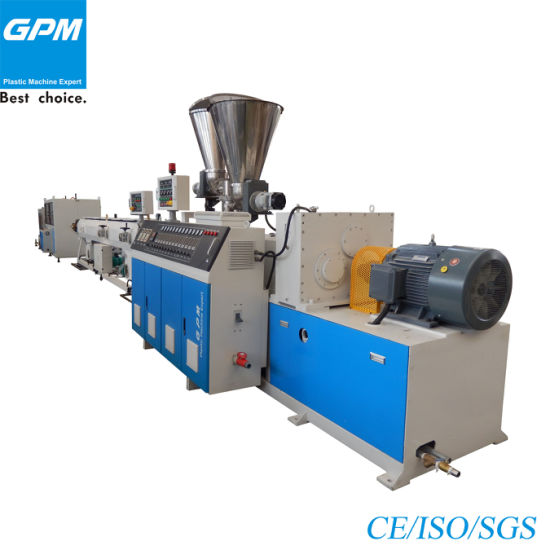 PVC 63-200mm Pipe Making Machine pictures & photos