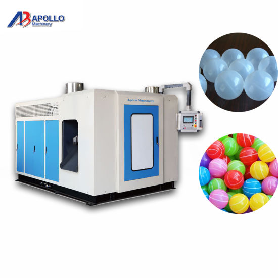 High Quality Plastic Shampoo Bottle Blow Molding Making Machine pictures & photos