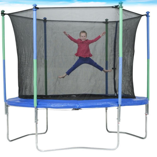 10FT Bungee Mini Jumping Trampoline pictures & photos
