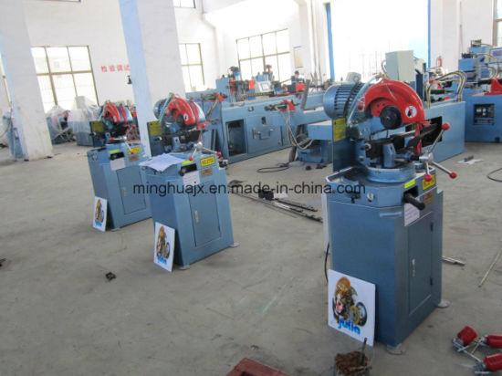 Pipe Cutting Machine Manual Model