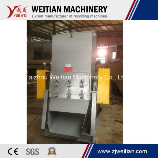 High Speed 800-1000kg/H Industry Waste Strong Plastic Recycling Strong Crusher with Ce Certificate