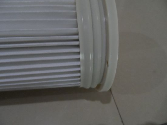 Pleated Bag Cartridge Industrial Dust Collector Air Filter Cartridge pictures & photos
