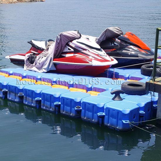 Plastic HDPE Leisure Lift Jet Ski Dock