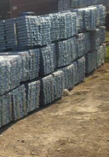 99.995% Zinc Ingot Alloy Factory
