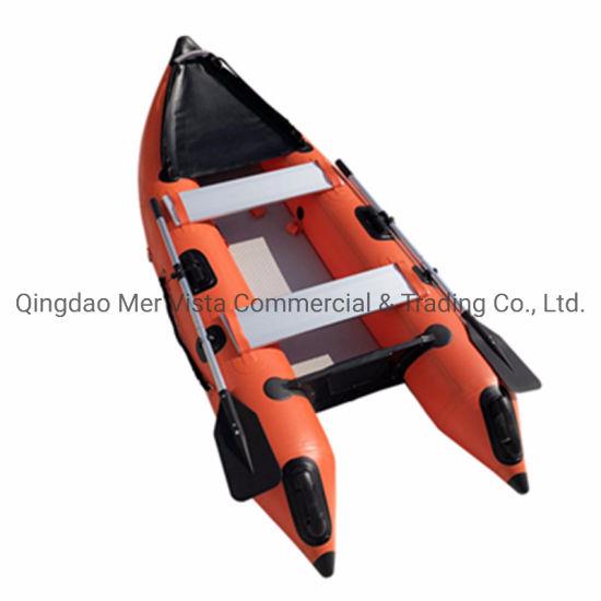 Cheap 2 Person Inflatable Kayak Fishing Canoe