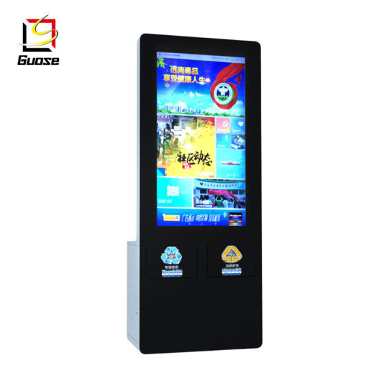 Shopping Center Environmental Protection LCD Advertising Display Screen pictures & photos