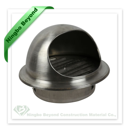 China Kitchen Exhaust Air Stainless Steel Vent Cap China Air Vent Duct Vent