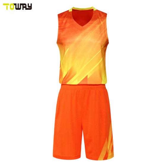 fa5f571ca6b China Custom Unique College Basketball Jersey Couple Designs - China ...