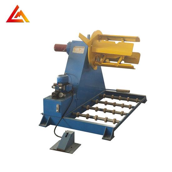 Customization 3tonx600mm Hydraulic Un Coiler