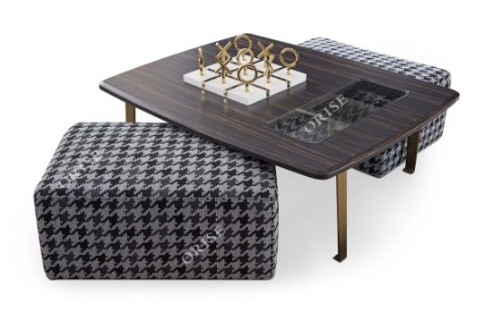 New Orise Hot Selling Living Room Moderm Long Coffee Table