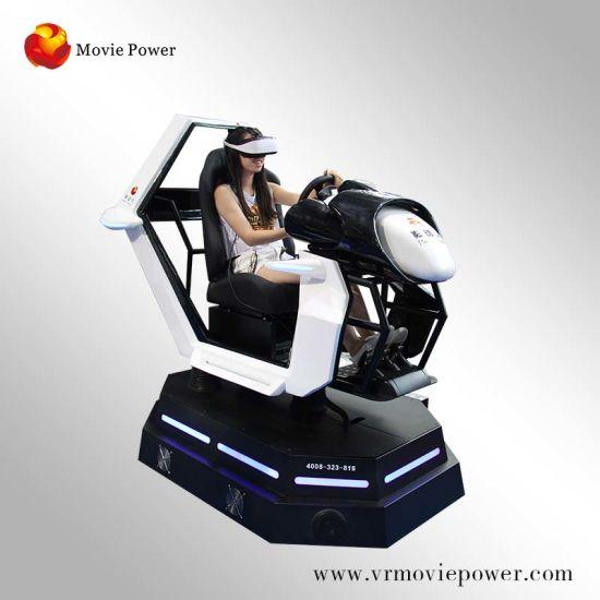 China 360 Degree 9d Car Racing Games Virtual Reality Driving