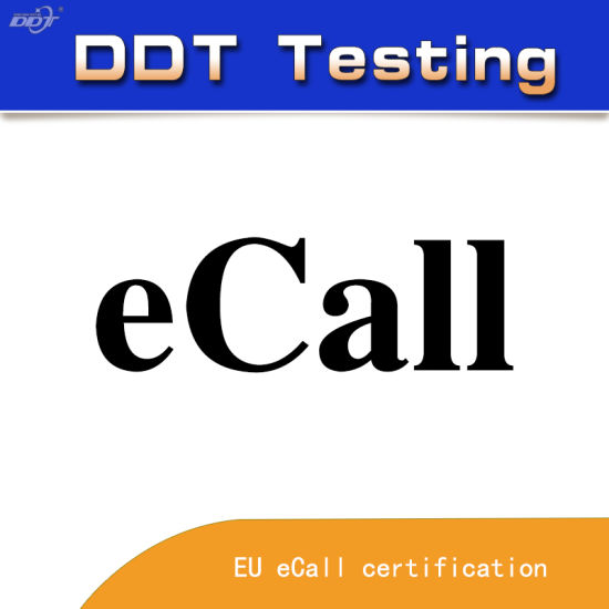 Guaranteed Third Party Laboratory Ecall Certification for Vehicles pictures & photos