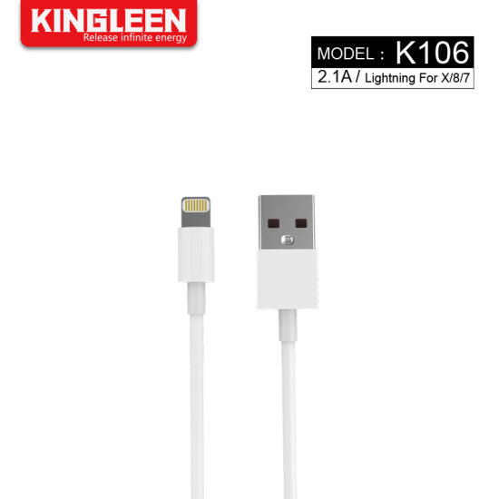 124a8a07c93 Quick Charge Lightning USB Charging Data Cable for iPhone pictures & photos