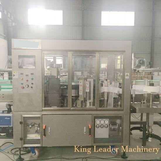 Hot-Melted Glue OPP Labeling Machine for Pet Bottles 9000-18000bph