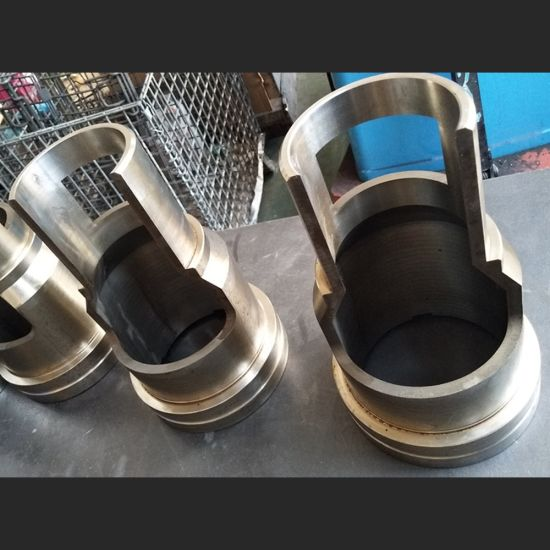 Hot Forging Riser Spool Used for Material Handling