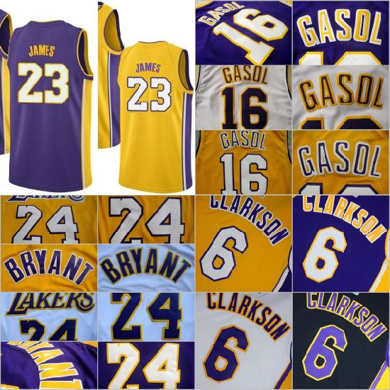6c38d5d8c57 China Lebron James Lonzo Ball Gary Payton Los Angeles Basketball ...