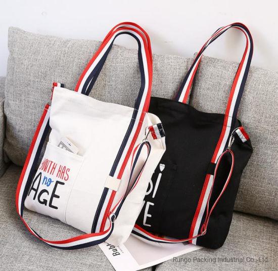 Travel Cross School Handle Body Bag College Book Bag for Girls Ladies