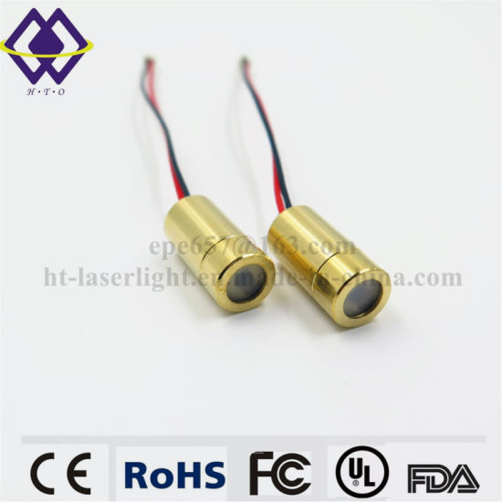 Customized Factory Price Strong Powerful IR Infrared 808nm 5MW~500MW Laser Module