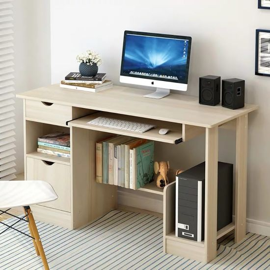 Modern Office Computer Laptop Stand Executive Adjustable Standing Desk