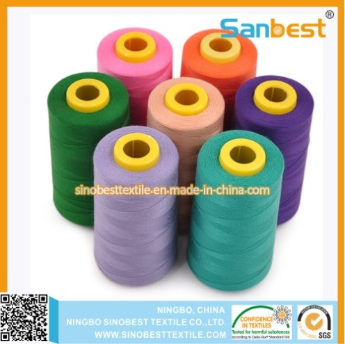 Polyester Sewing Thread Manufacturer, Wholesale Suppliers 100% Spun Sewing  Thread