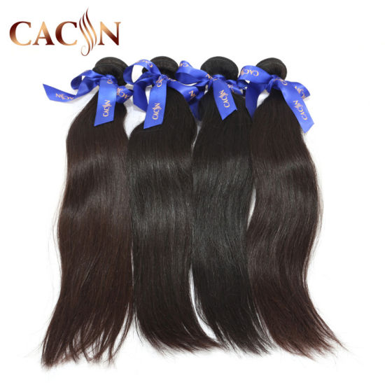 Unprocessed Raw Virgin Brazilian Human Hair Ponytail