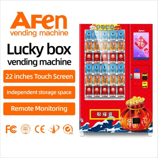 Afen 24 Hours Self-Service Medicine Drug Pharmacy Vending Machine with Competitive Price