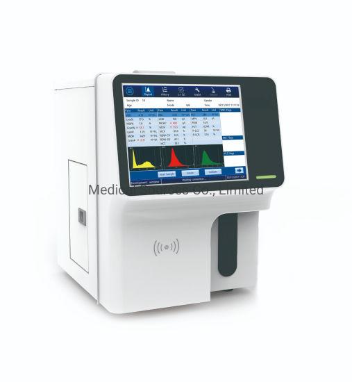 Ms-6400 New Design Blood Auto Three Diff 3-Part Hematology Analyzer