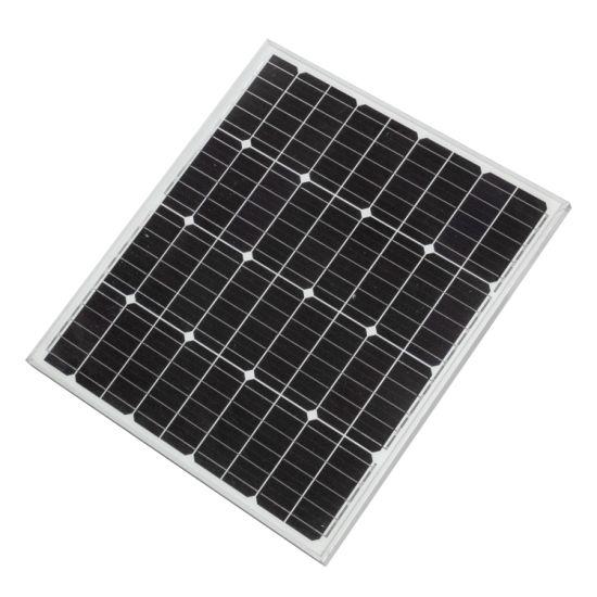 200W Mono Monocrystalline Ctystalline Polyester Silicon PV Solar Home Energy Panel