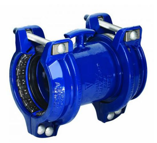 OEM Ductile Iron Wide Range Flexible Joint Universal Flexible Coupling for Pipe