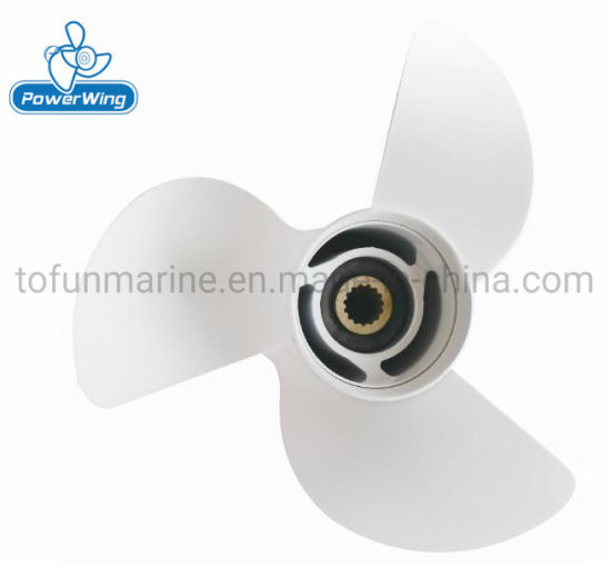 Powerwing Aluminum Marine Propeller for Outboard YAMAHA Motor (PWY131215)