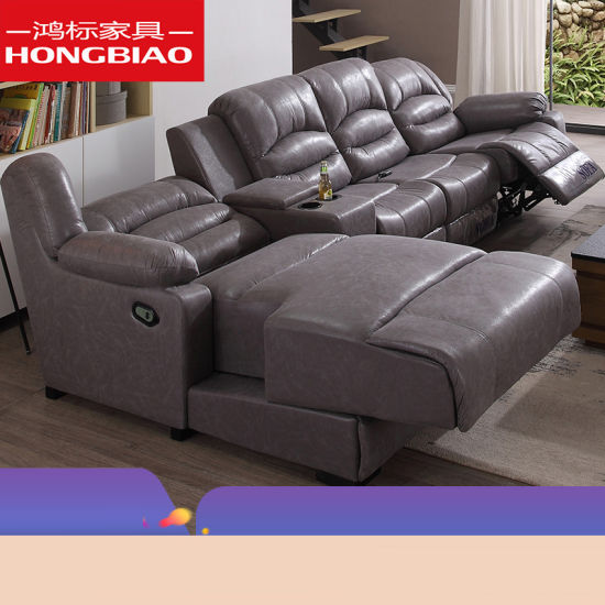 Best Hot Leather Recliner Sofa